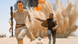 This 'Star Wars' Extra's 'Utterly Amazing' Experience Will Make You Wish You'd Auditioned