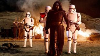 A 'Star Wars: The Force Awakens' Producer Revealed The Spoilerish Fate A Villain
