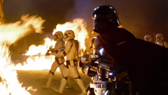 There's Jedis on My TV! Check Out the TV Spot for 'Star Wars: The Force Awakens""