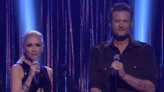 Blake Shelton Responds To The Tabloid Rumor That He Got Gwen Stefani Pregnant