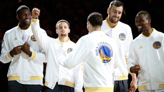 'The New Yorker' Jokes That Netflix Will Release The Warriors' Entire Season To Binge-Watch