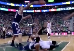 Was This Steven Adams Block The Easiest In The History Of The NBA?
