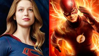 There's A Chance 'Supergirl' Will Meet 'The Flash' In A Network Crossover