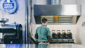 People Are Freaking Out About A New York Popup Café Serving Only Decaf Coffee