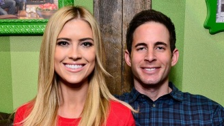 HGTV's Tarek El Moussa Found Out He Had Cancer After A Viewer Diagnosed Him