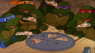 Chuck Lorre Wrote The Theme Song And Other 'Teenage Mutant Ninja Turtles' Cartoon Facts