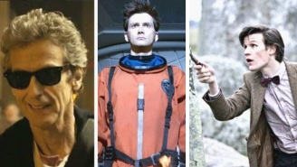 These 'Doctor Who' Speeches Will Inspire You