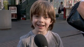 'Jimmy Kimmel Live' Asks Kids To Share What They're Thankful For: 'My Dog That Pooped Out Earplugs'