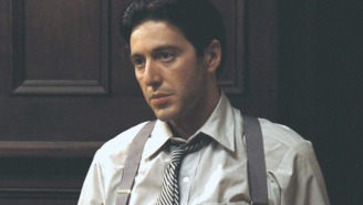 Michael Corleone 'Godfather' Lines For When You Need To Keep Things Strictly Business