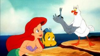 Has Hollywood just watered down 'The Little Mermaid'?