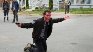 'The Walking Dead' May Be Heading Toward An Unprecedented Character Twist