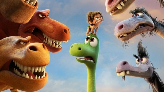 Review: Pixar's latest, 'The Good Dinosaur,' is one of the studio's thinnest films