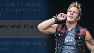Here's What Happens When You Use Nothing But Chris Jericho Lines On Tinder