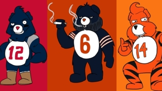 Here Are 20 NFL Stars As Care Bears Because We Love You So Much