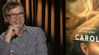 'Carol' director Todd Haynes on how to film falling in love