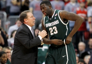 Draymond Green's Gift To Tom Izzo After His 500th Win Led To An 'Emotional' Scene