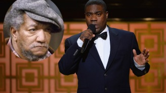 Tracy Morgan's Comeback Includes The Role Of Redd Foxx In The Richard Pryor Biopic
