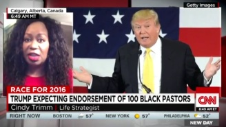 Donald Trump Publicized A Mass Endorsement By Black Pastors, Who Responded With Denials