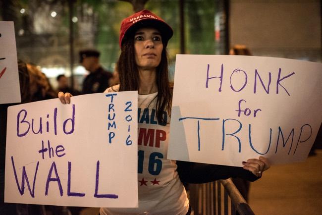 Latino Organizations Demonstrate Against Donald Trump Hosting SNL