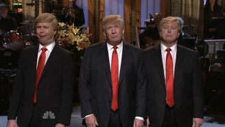 Saturday Night Live Recap: Donald Trump Hosts