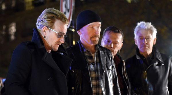 FRANCE-ATTACKS-MUSIC-U2