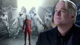 Francis Lawrence On How Philip Seymour Hoffman's Death Affected 'The Hunger Games: Mockingjay — Part 2'