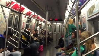 This Subway Ride Confrontation Highlights The Worst Of Public Transport