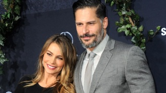 Watch Joe Manganiello Hilariously Serenade Sofia Vergara With 'Sweet Child O' Mine'