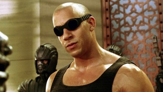 Vin Diesel Confirmed That 'Riddick' Is Making A Comeback On The Big And Small Screens