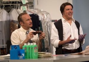 Review: The 'Mr. Show' gang reunites for Netflix's 'W/ Bob & David'