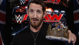 Wade Barrett Just Confirmed His Departure From WWE