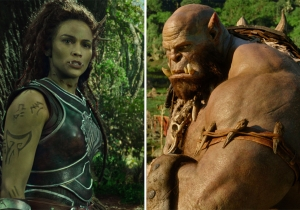 'Warcraft' Set Visit: From weapons to visual effects, everything's bigger in Azeroth