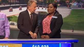 This 'confused' 'Wheel of Fortune' contestant knows exactly what she's doing