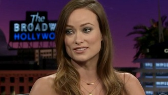 Olivia Wilde Has A Heartwarming Story About Meeting Chris Farley When She Was 10 Years Old