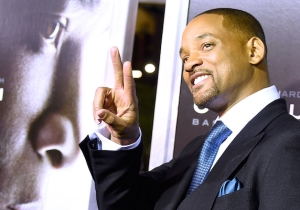 Will Smith Admits He Turned 'Django Unchained' Down Because It Wasn't A Love Story