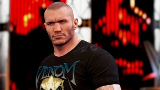 Randy Orton's Tattoo Artist Is Suing WWE And 2K Games For Copyright Infringement