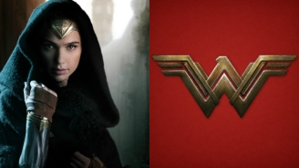 New 'Wonder Woman' logo, updated cast list, and first official photo