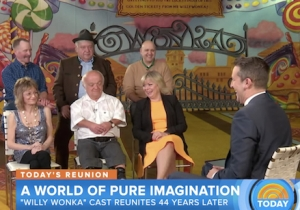 The 'Willy Wonka' Cast Reunited And Shared A Heartbreaking Secret About The Chocolate River