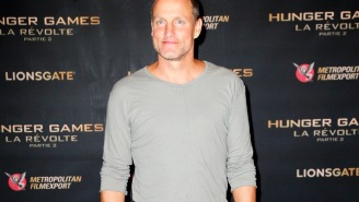 Woody Harrelson might be done with this 'Hunger Games' thing