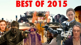 The 15 Best Films Of 2015: Vince Mancini