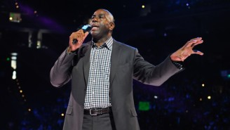Magic Johnson Wants Lakers Owner Jim Buss To Just Stay In His Lane