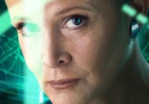 Why didn't Princess Leia become a Jedi? | She Said/She Said
