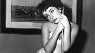 Apparently, Liz Taylor Was A Secret Hero To AIDS Patients In The '80s