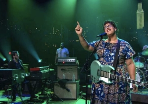 Watch A Preview Of Alabama Shakes' Stellar 'Austin City Limits' Appearance