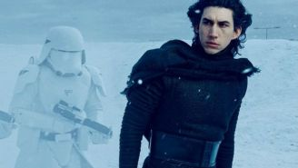 Kylo Ren Arrives On Twitter With Extra Angst