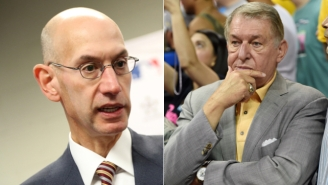 Here's How Adam Silver Played A Hand In The Sixers Hiring Jerry Colangelo