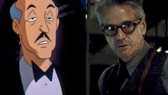 Alfred evolves from butler to 'grease monkey' for 'Batman v Superman: Dawn of Justice'