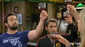 Be Happy You're Not Spending Christmas With The 'Always Sunny' Gang