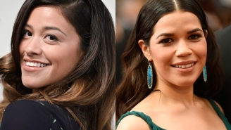 Yikes. Golden Globes confused Gina Rodriguez with America Ferrera.