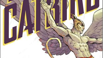 Margaret Atwood Is Making Her Debut In Comics With 'Angel Catbird'